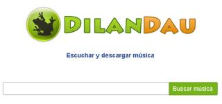 buscador de música de dilandau