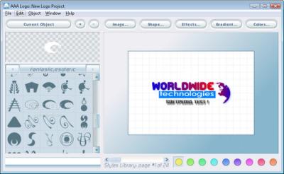 aa logo portable