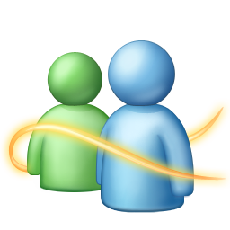 Logo de Windows Messenger