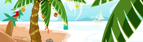 Verano y navidad
